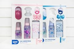 Набор 107 бутылочек Wee Baby