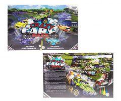 "Настольная игра DT G94R ""Crazy cars Race"""