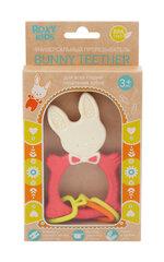 Прорезователь 001 Bunny teether