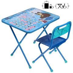 Стол+стул мягк КП.18 Азбука4 Маша