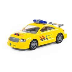 Автомобиль скорая помощь инерционный (NL) (в пакете) 71293