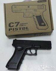 пистолет с7