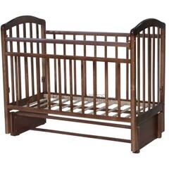 кровать дет антел алита - 4 орех с ящиком