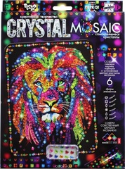 набор для творчества cristal mosaic 6 форм эл.