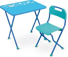 Стол стул мягк КА2/Г Алина гол