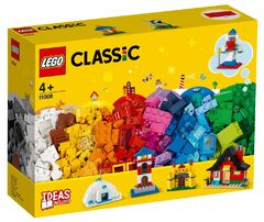 Конструктор Лего 11008 Кубики и домики