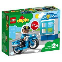 Конструктор Лего 10900 Полицейский мотоцикл