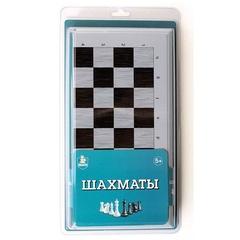 Шахматы 03896 блистер сер