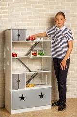 детский гараж для мальчика