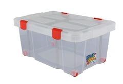 Ящик для игрушек 73235 с крышкой