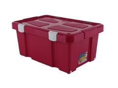 Ящик для игрушек 52100 с крышкой 45л
