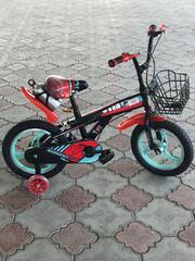 Вело дет 14 Sport 1st титан